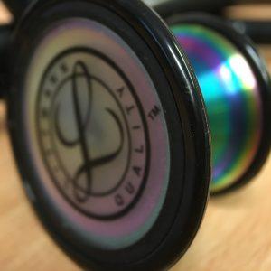 Rainbow Stethoscope